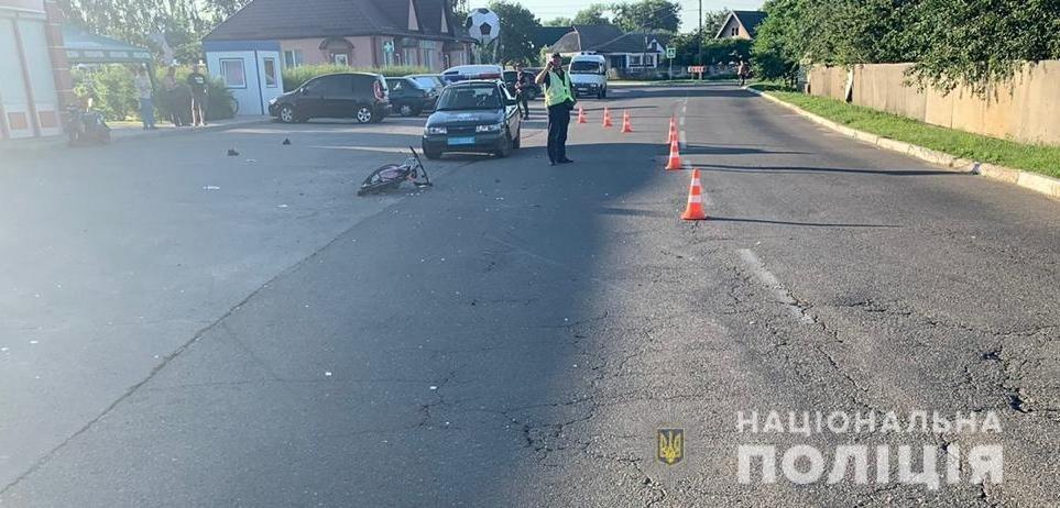 В Киевской области нетрезвый водитель сбил ребенка на велосипеде, - ФОТО, фото-2