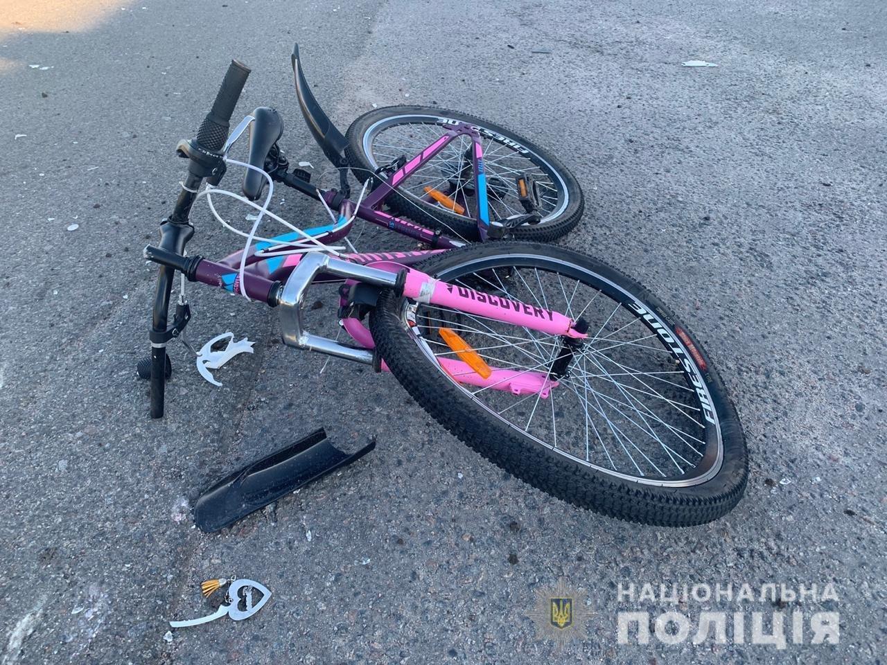 В Киевской области нетрезвый водитель сбил ребенка на велосипеде, - ФОТО, фото-3