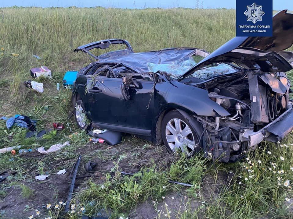 На трассе Киев - Одесса произошло жуткое ДТП с жертвами, - ФОТО, фото-3
