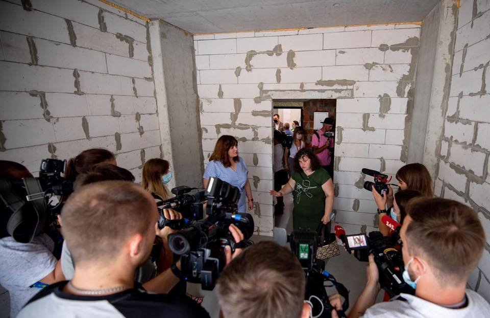 Взрыв дома на Позняках в Киеве: как выглядят новые квартиры для пострадавших, - ФОТО, фото-3