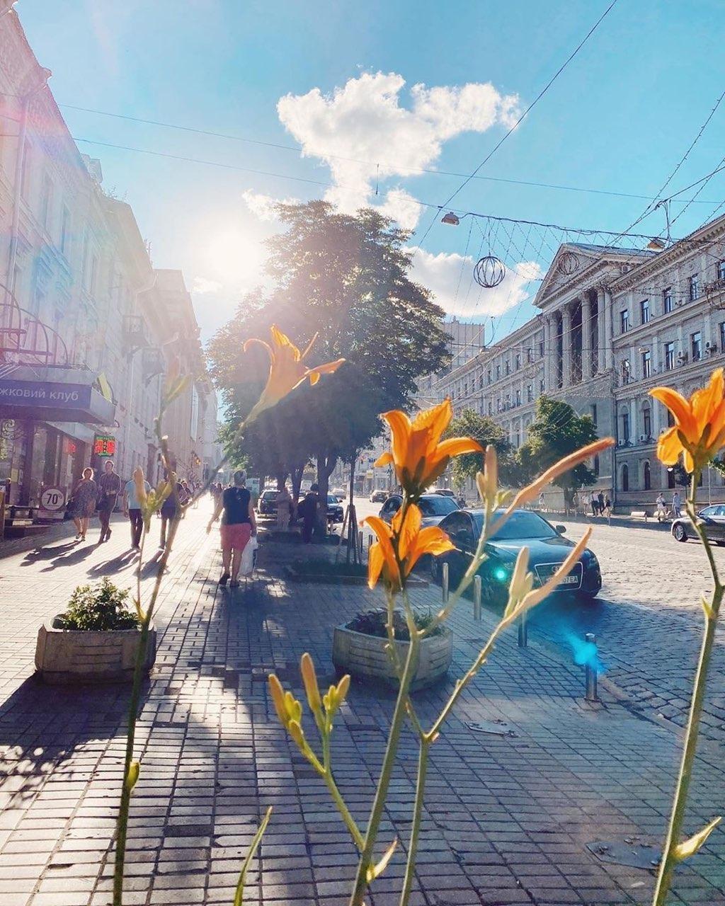 Как выглядел Киев в первый день июля: ТОП фото с Instagram, фото-3