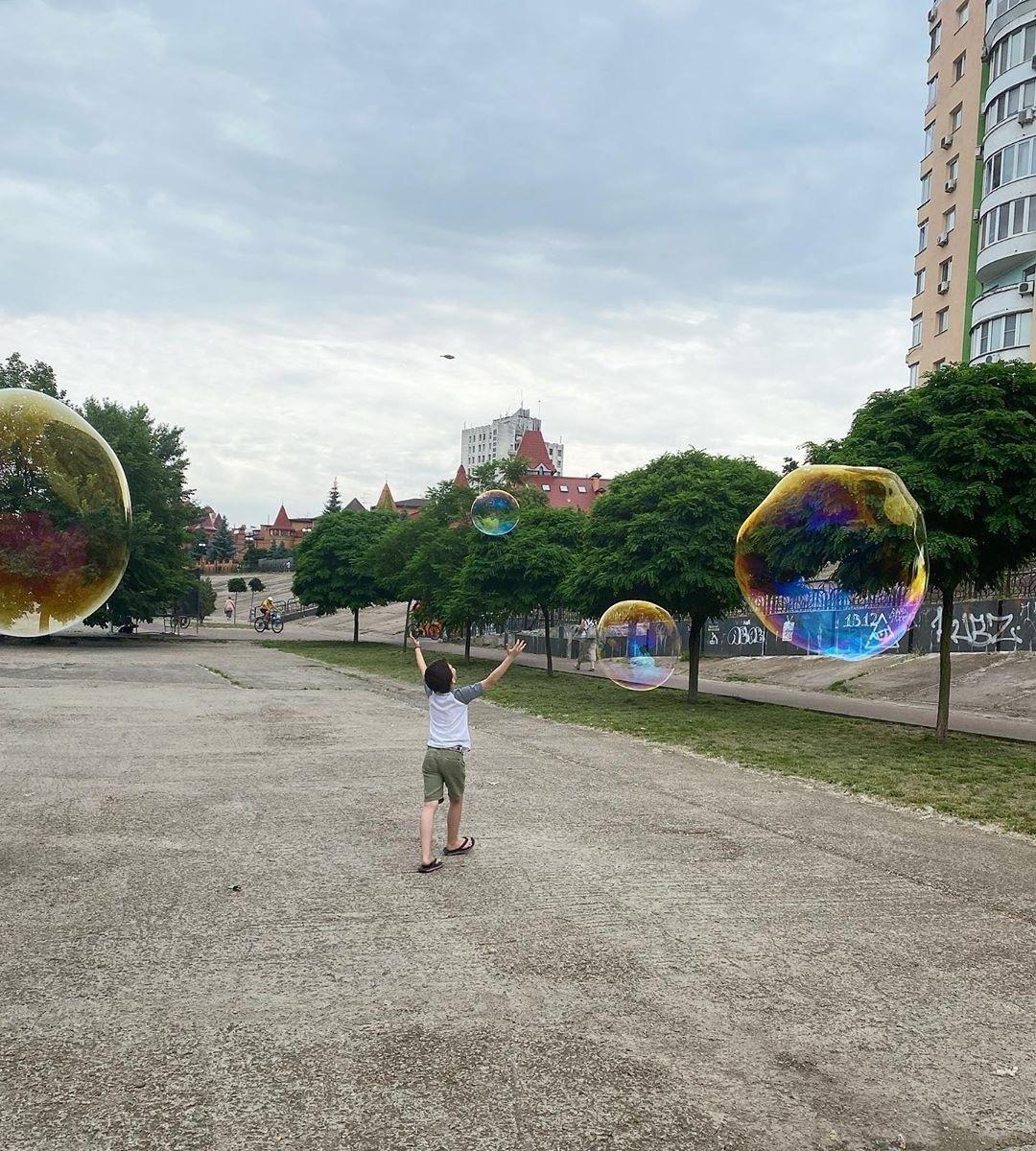 Как выглядел Киев в первый день июля: ТОП фото с Instagram, фото-6