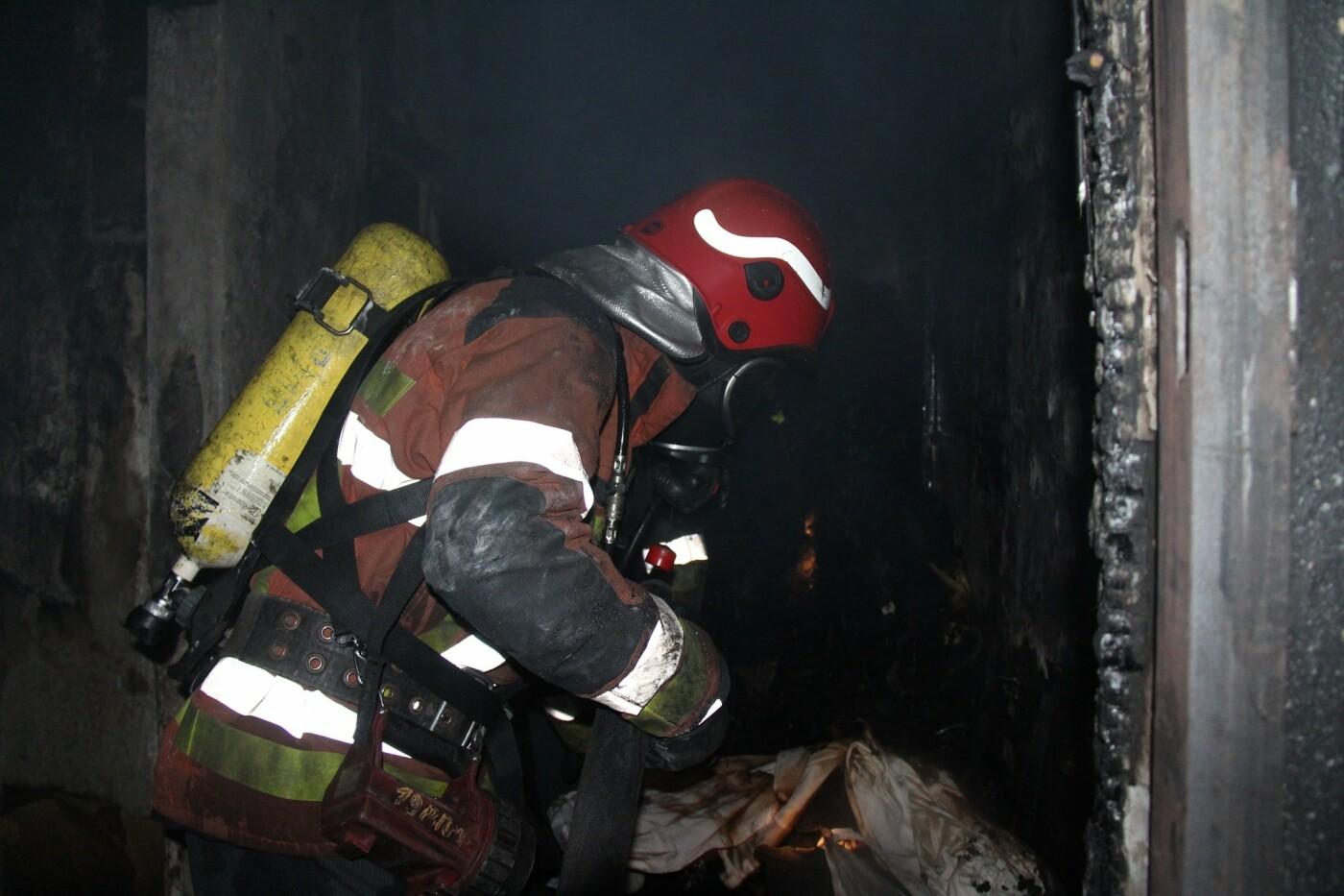 В Киеве на Троещине горела девятиэтажка: из-за пожара эвакуировали жильцов , - ФОТО, фото-6