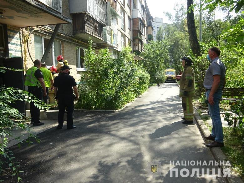 В Киеве мужчина пытался взорвать школу и жилой дом, фото-2