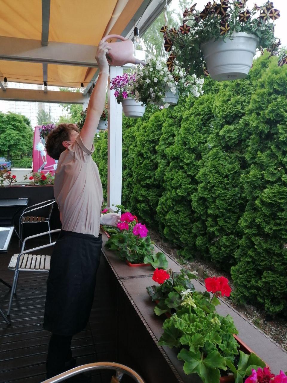 Летние террасы Киева: где отдохнуть и расслабиться на свежем воздухе, фото-22