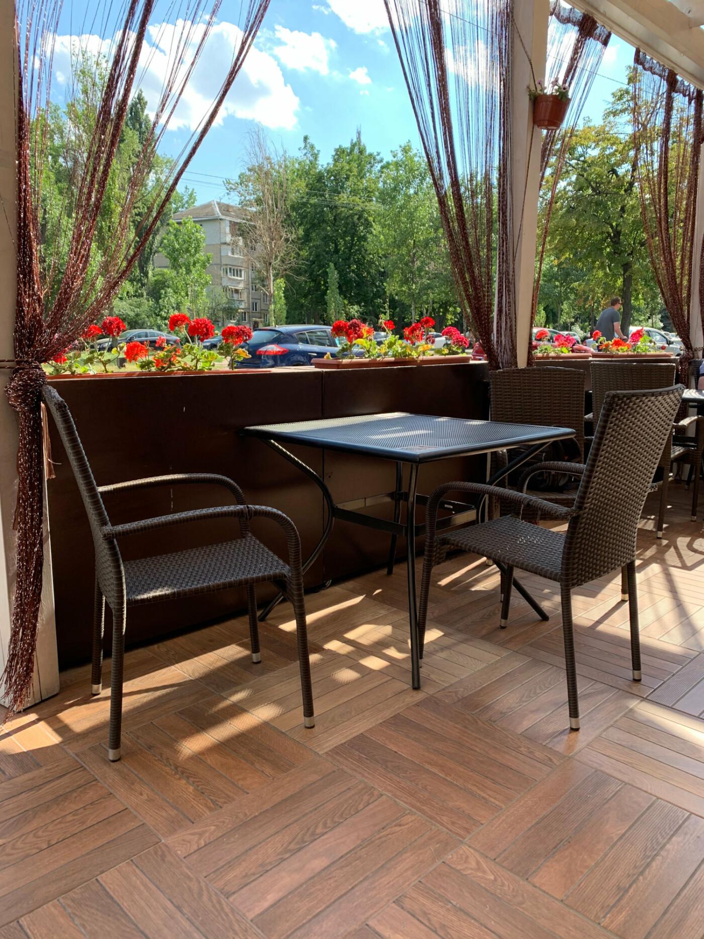 Летние террасы Киева: где отдохнуть и расслабиться на свежем воздухе, фото-19