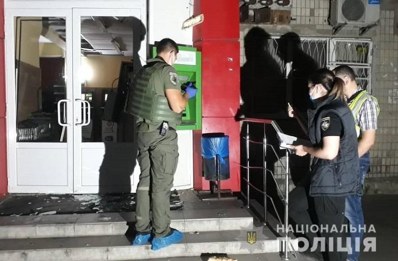 В Киеве на Подоле ночью взорвали банкомат, - ФОТО, фото-1