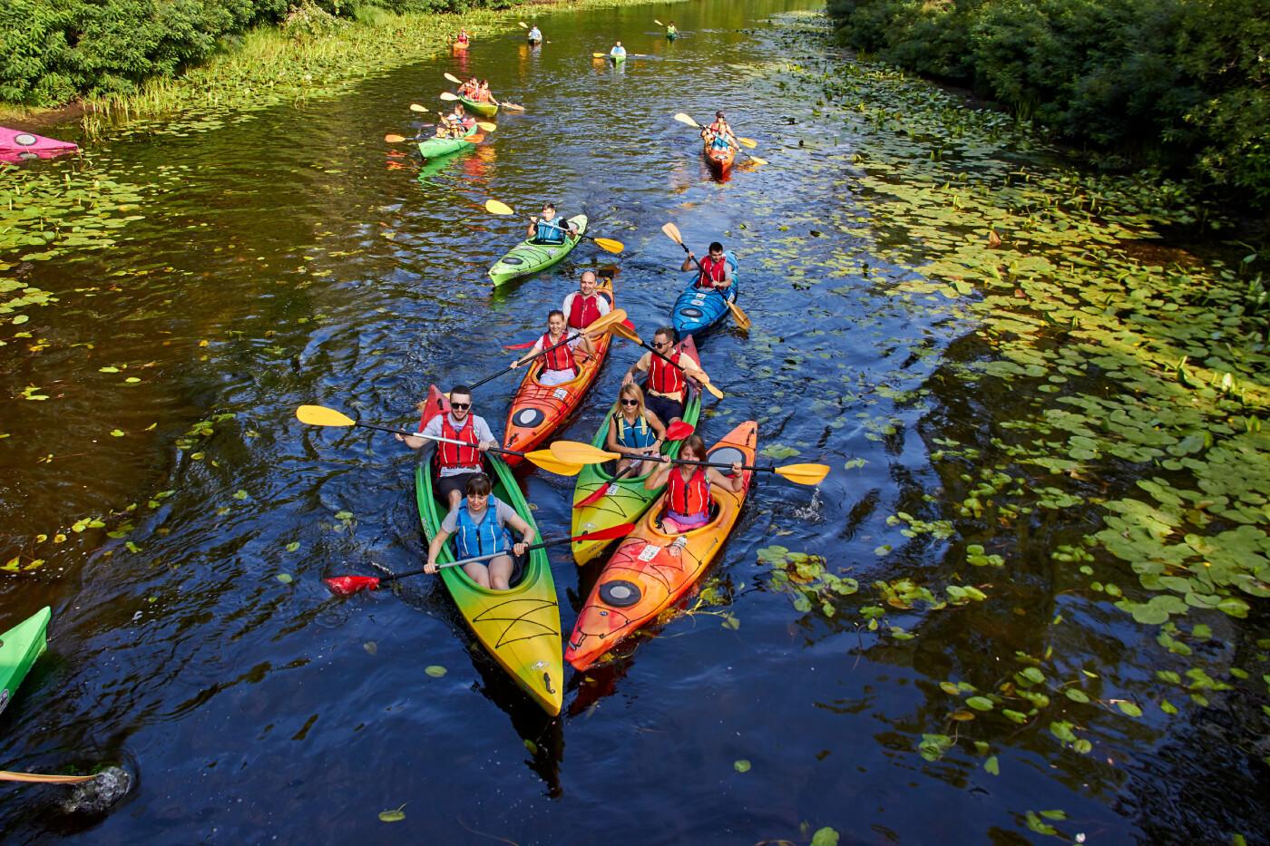 Для любителей активного отдыха - интересные варианты этого лета, фото-32