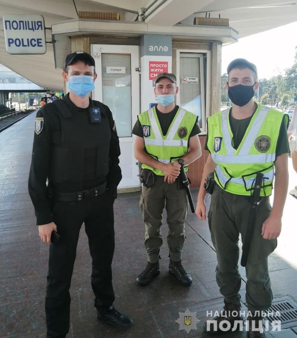 В Киеве полиция усилила меры безопасности, фото-2