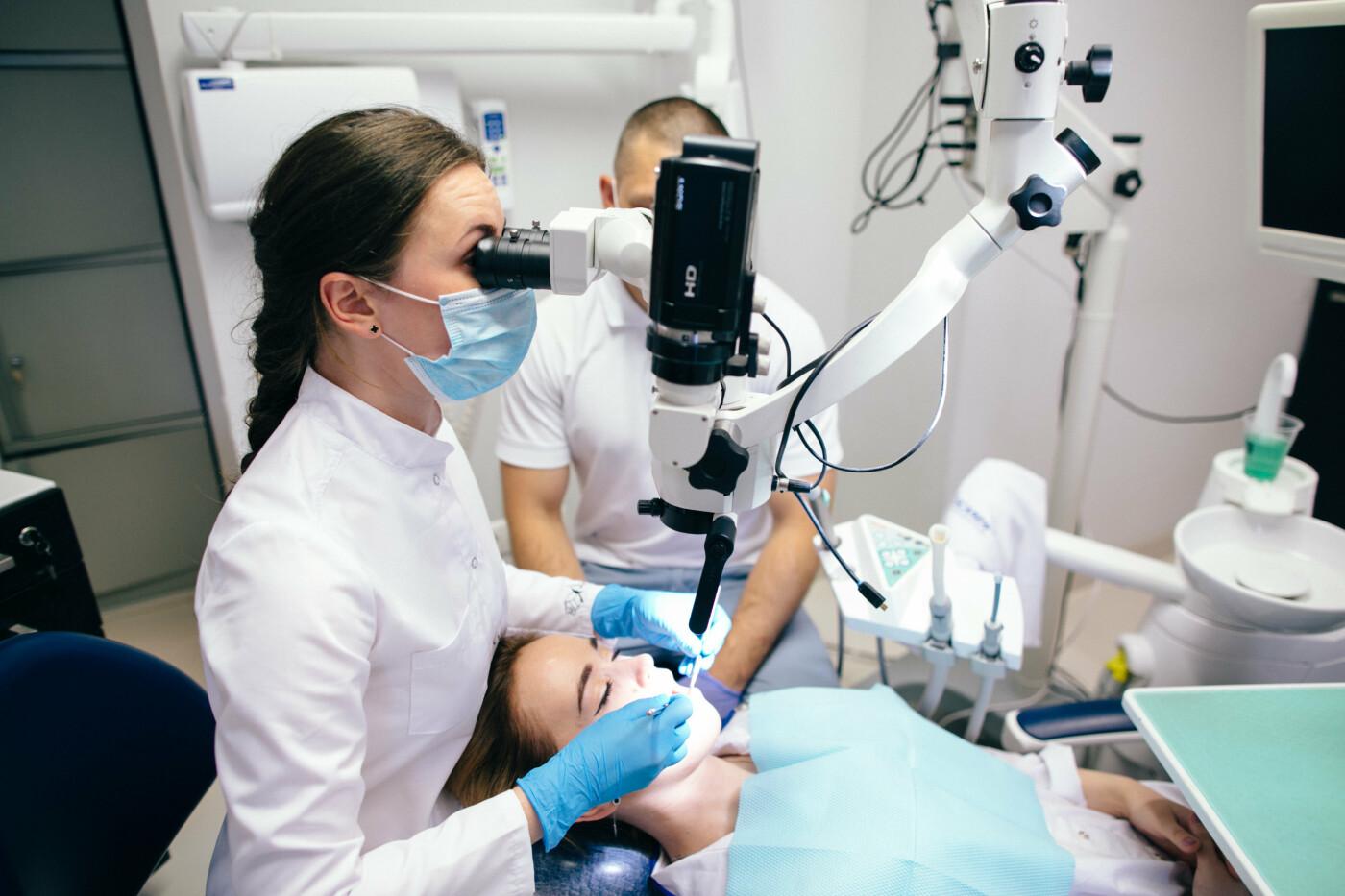 Лучшие стоматологические клиники Киева, безболезненное лечение зубов в столице, фото-29