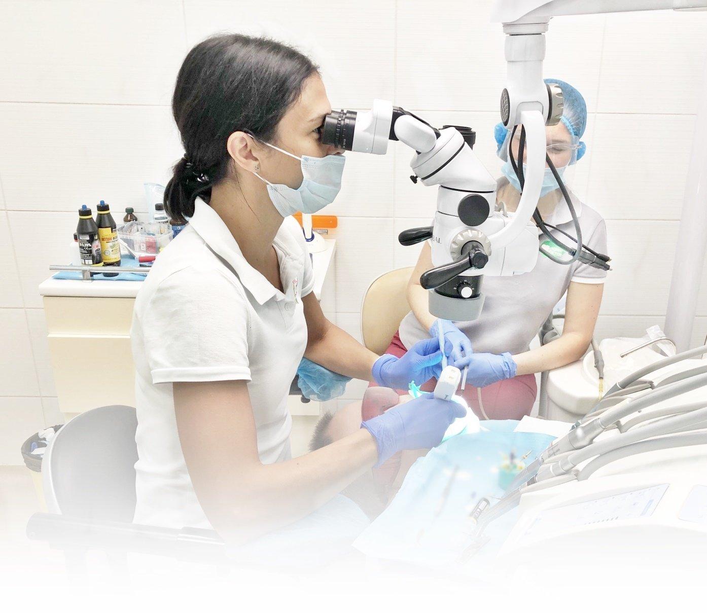 Лучшие стоматологические клиники Киева, безболезненное лечение зубов в столице, фото-30