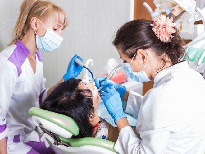 Лучшие стоматологические клиники Киева, безболезненное лечение зубов в столице, фото-13