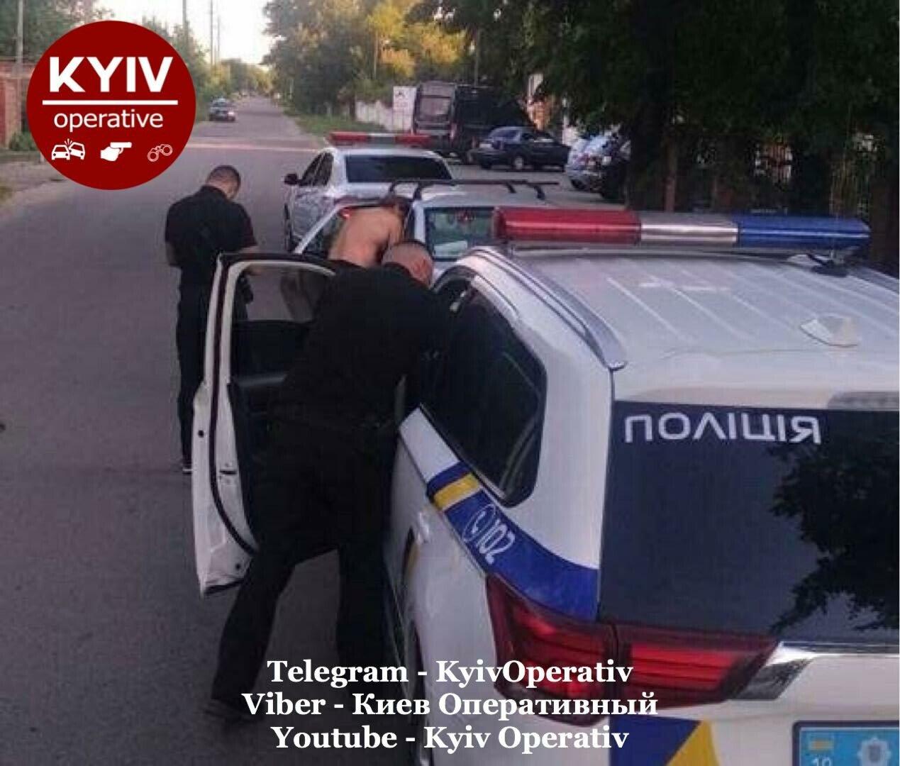 Под Киевом задержали 48-летнего мужчину, совратившего 13-летнего подростка, - ФОТО, фото-1