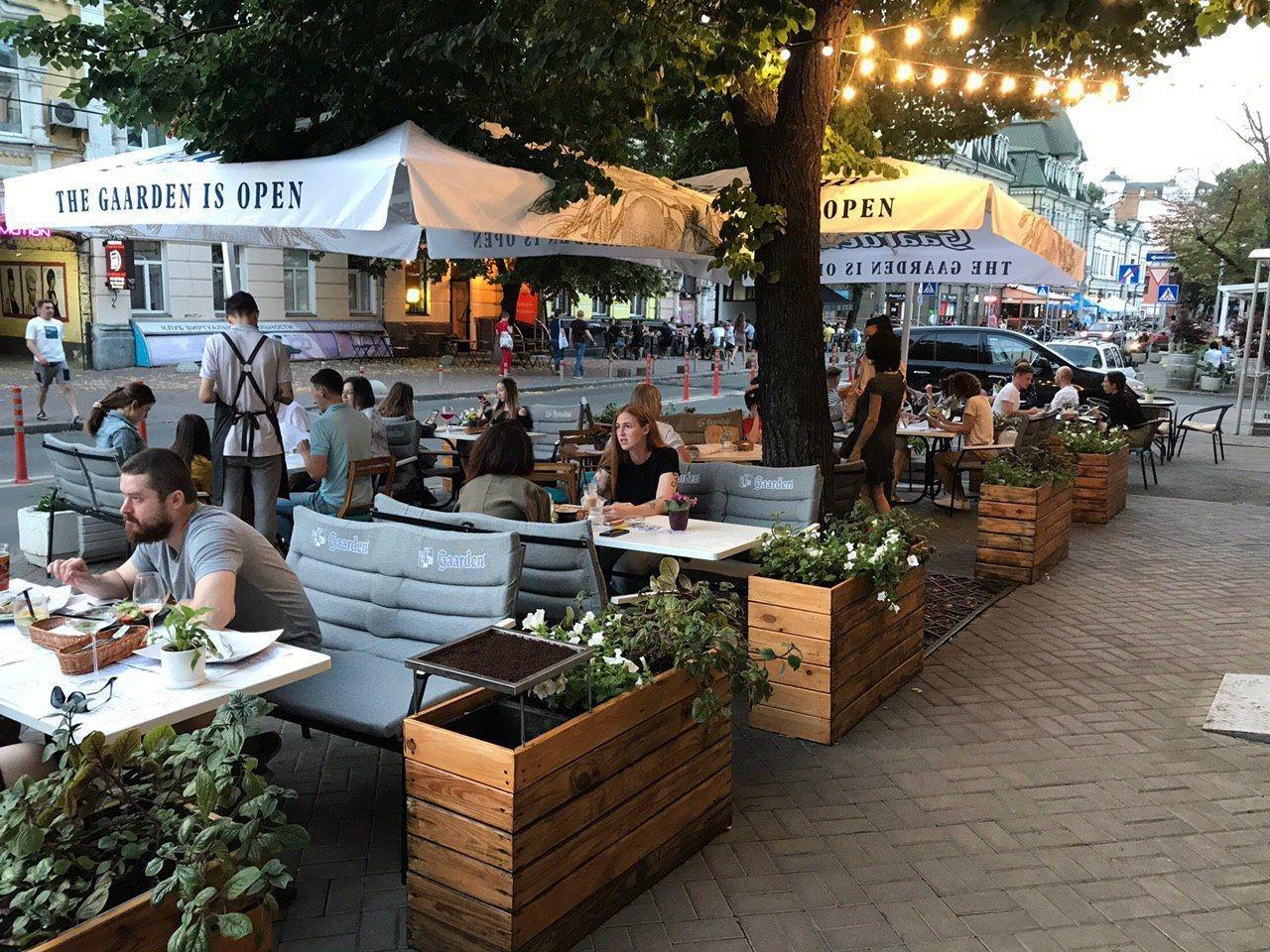 Летние террасы Киева: где отдохнуть и расслабиться на свежем воздухе, фото-49