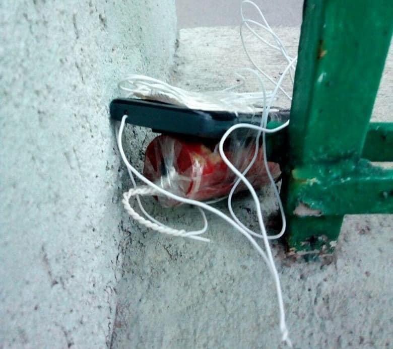 В Киеве на Печерске правоохранители обезвредили взрывное устройство, фото-1