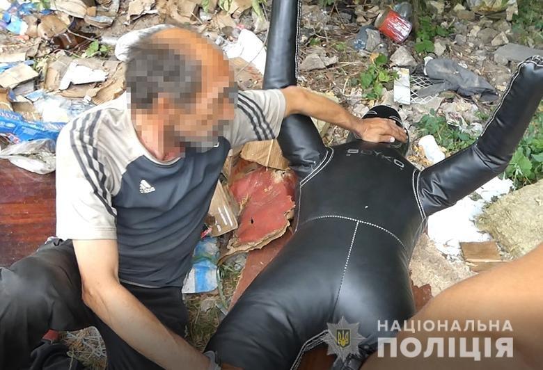 В Киеве бездомного задержали за попытку изнасилования 19-летней девушки, фото-1