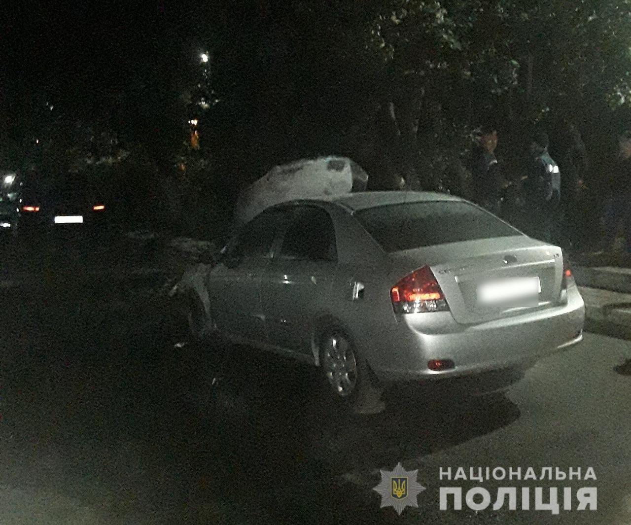 Под Киевом подожгли авто сотрудника СМИ - ФОТО, фото-1