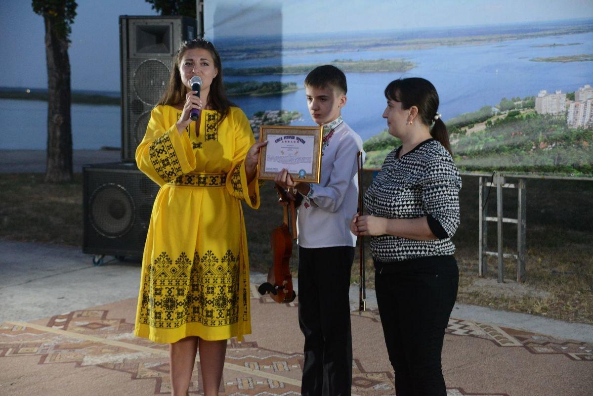 Азербайджанський культурний центр Мусліма Магомаєва (Гурбан Аббасов та Наталія Кудряшова) поставили Два Рекорди України, фото-3