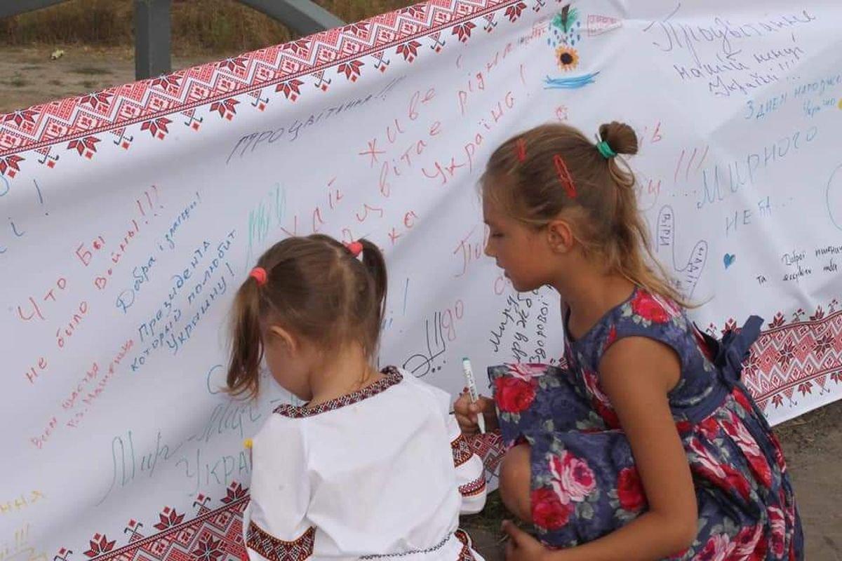 Азербайджанський культурний центр Мусліма Магомаєва (Гурбан Аббасов та Наталія Кудряшова) поставили Два Рекорди України, фото-5