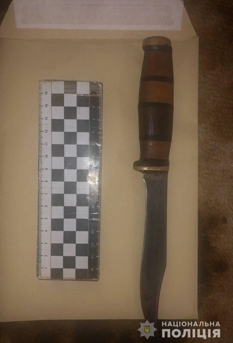 В Киеве мужчина во время застолья ножом ударил товарища, фото-2