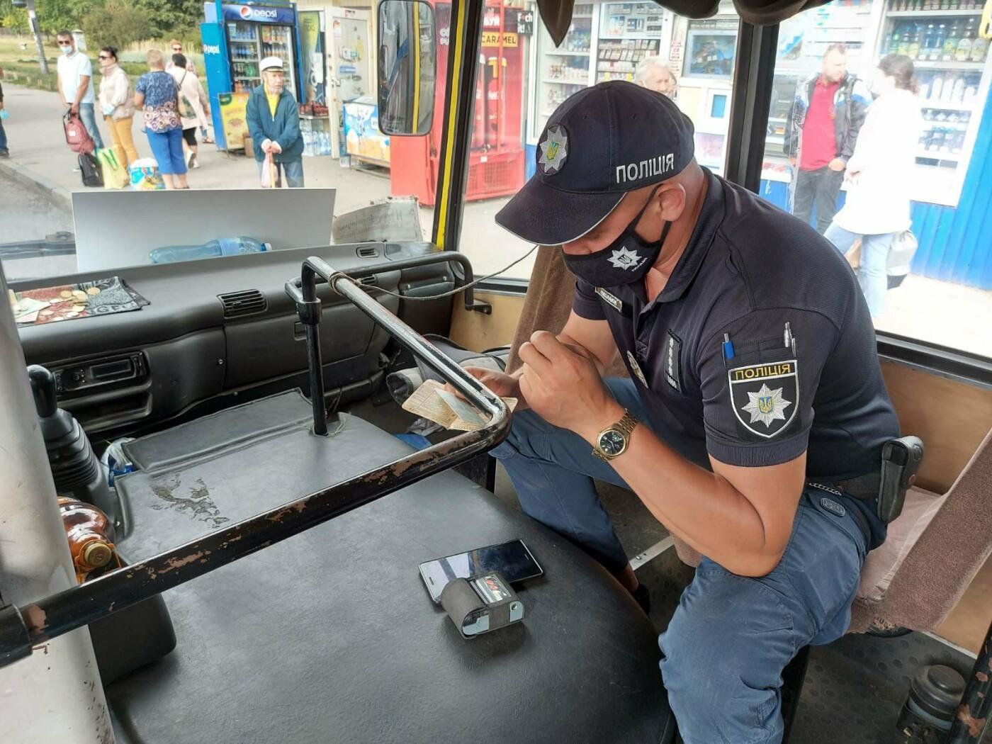 В Киеве перевозчик-нелегал самовольно придумал маршрут и возил людей, фото-2