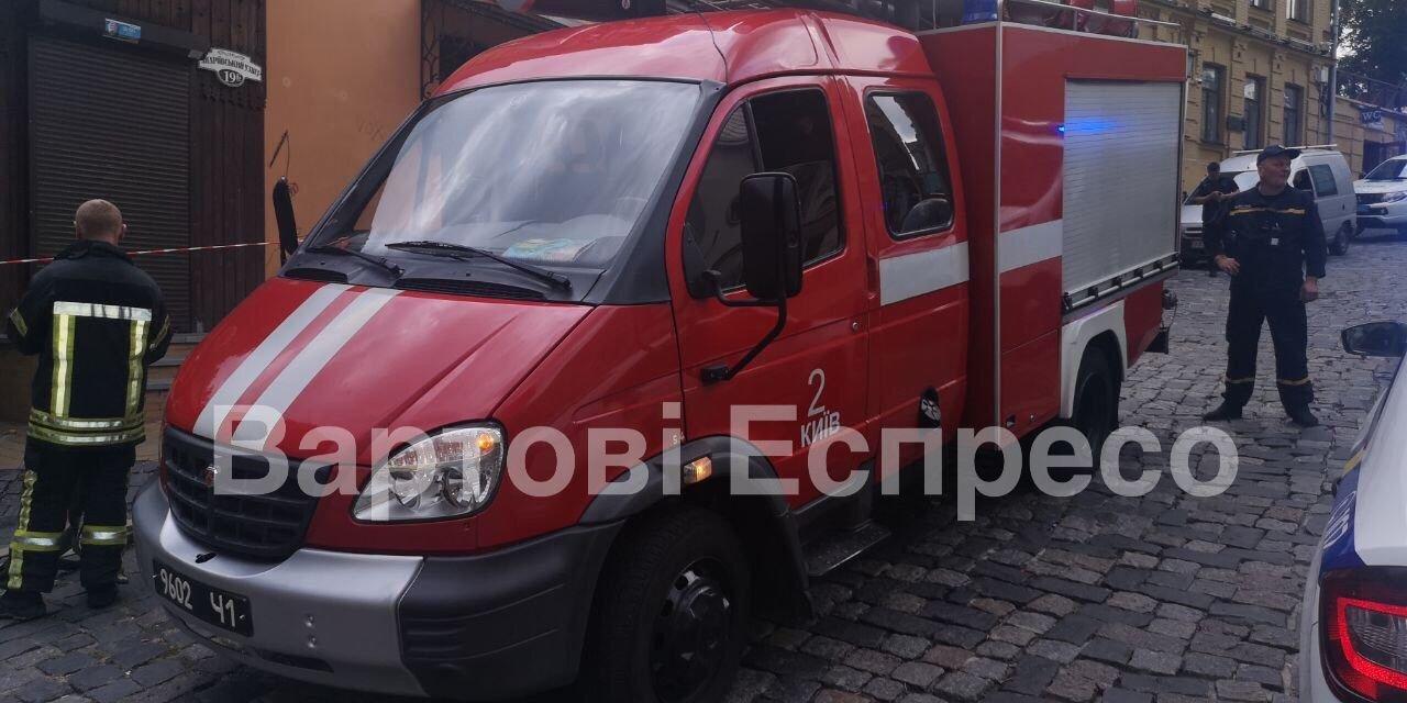 В Киеве на Подоле произошел взрыв в ресторане, есть пострадавшие, ФОТО, фото-2