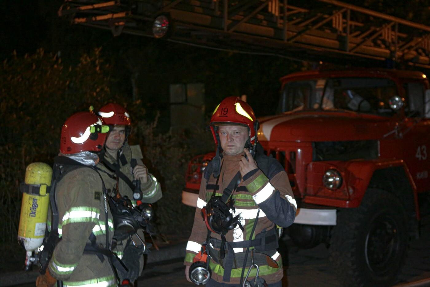 В Киеве на Троещине во время пожара погибла пенсионерка , фото-4