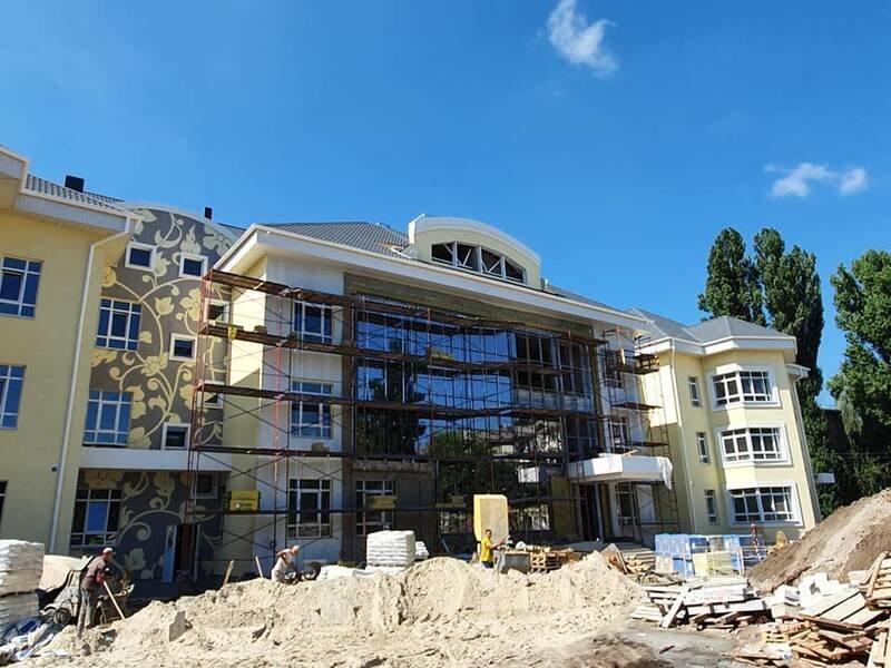 Мешканці Солом'янського району отримають новий сучасний дитячий садок, фото-1