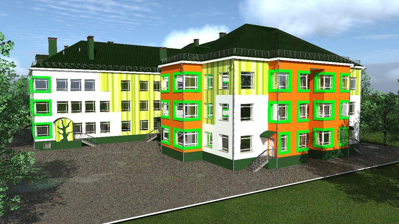 Мешканці Солом'янського району отримають новий сучасний дитячий садок, фото-6
