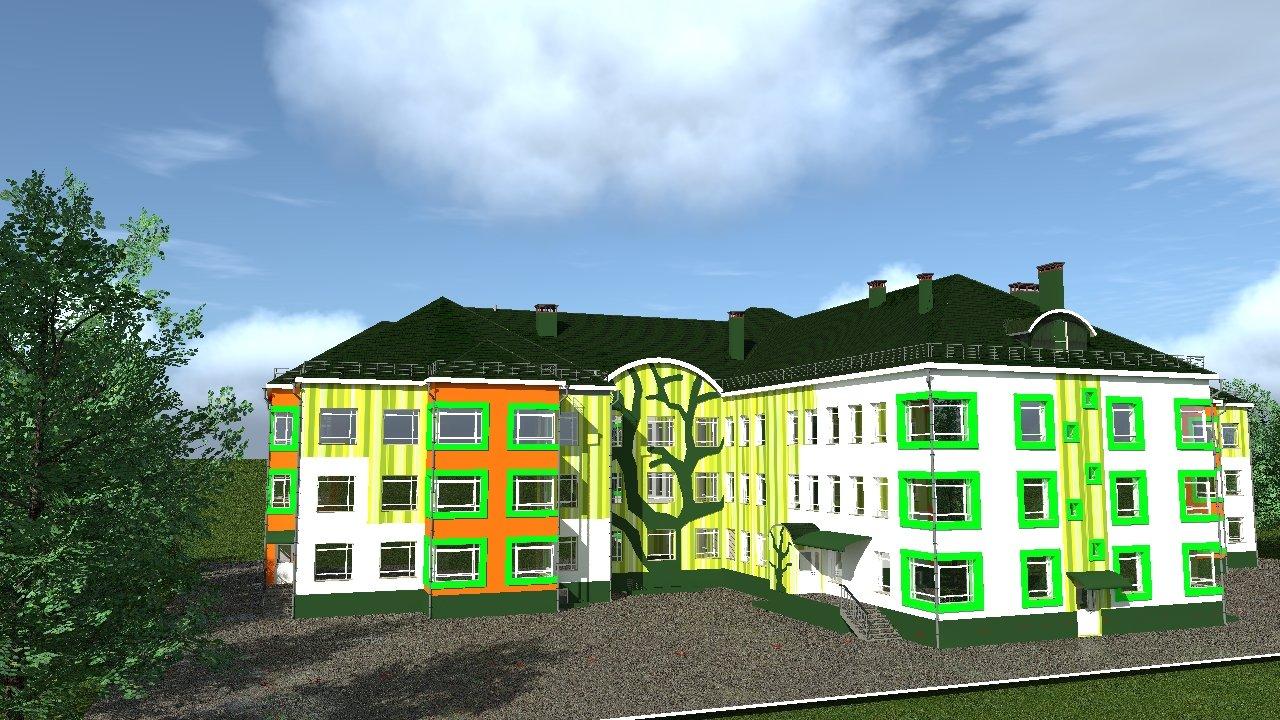 Мешканці Солом'янського району отримають новий сучасний дитячий садок, фото-7