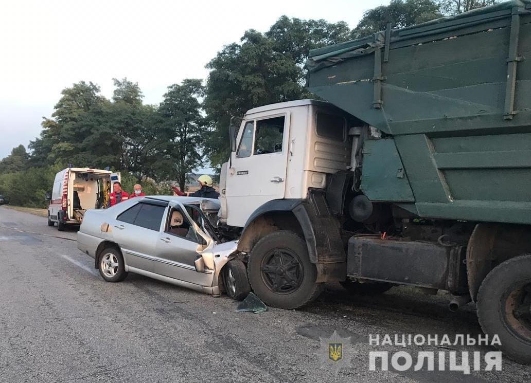 В ДТП под Киевом погибла мать с дочерью, ФОТО, фото-1