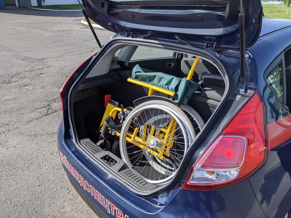 В Киеве запустят социальное такси для детей с инвалидностью - ФОТО, фото-5