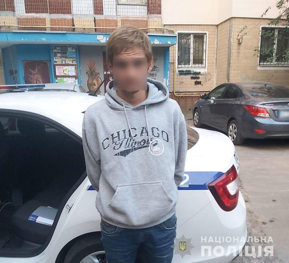 Под Киевом задержали автовора, который пьяным совершил ДТП - ФОТО, фото-1
