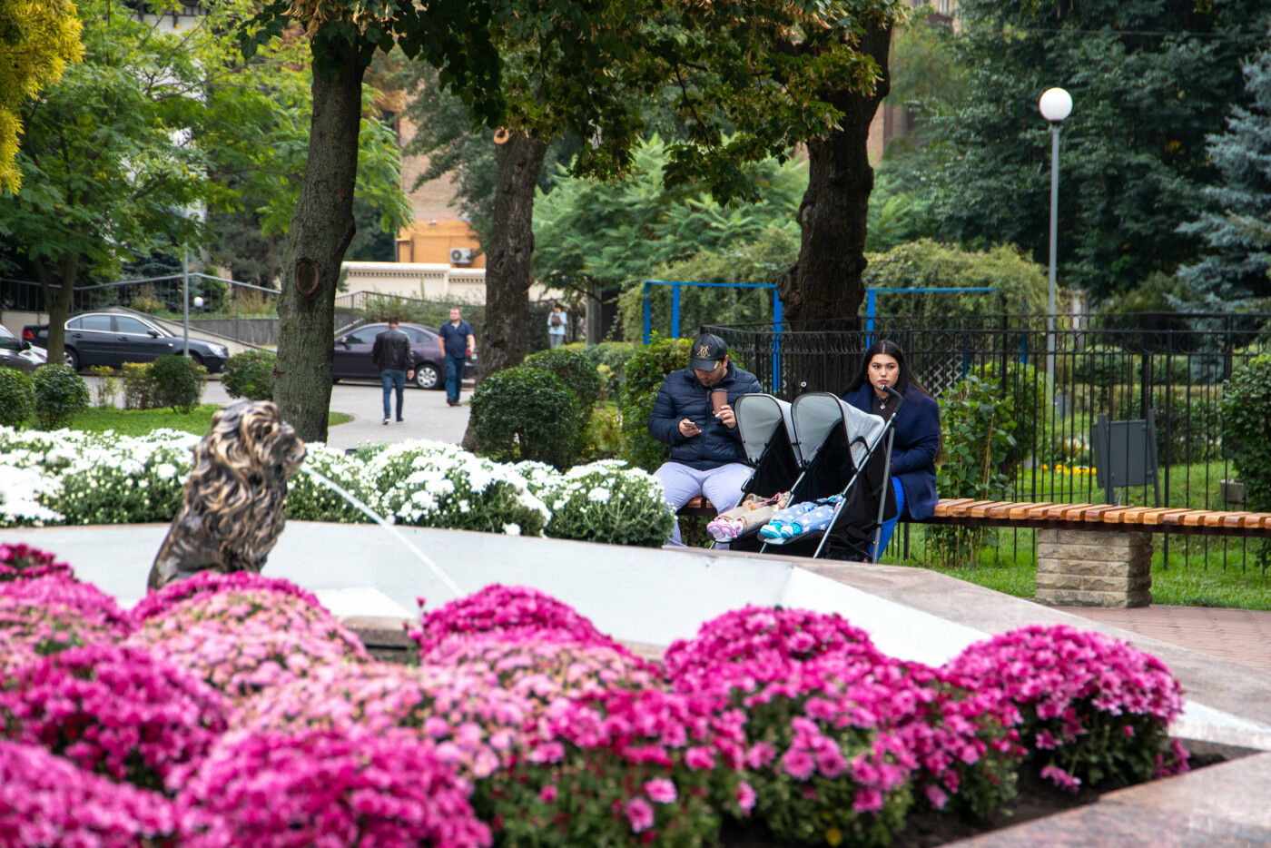 В Киеве открыли Мюнхенский сквер, ФОТО, фото-5