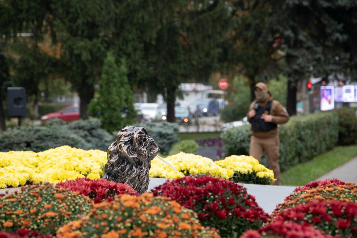 В Киеве открыли Мюнхенский сквер, ФОТО, фото-8