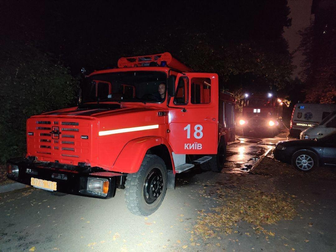 В Киеве на Отрадном ночью сгорели два авто, ФОТО, фото-2