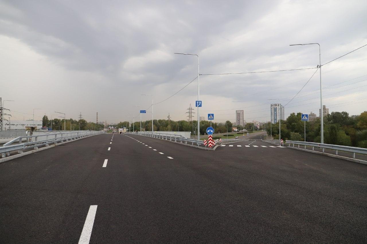 В Киеве открыли проезд двумя обновленными путепроводами, ФОТО, фото-6