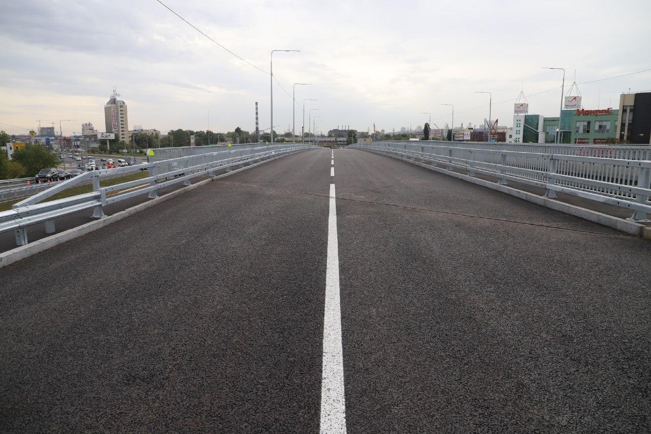 В Киеве открыли проезд двумя обновленными путепроводами, ФОТО, фото-4