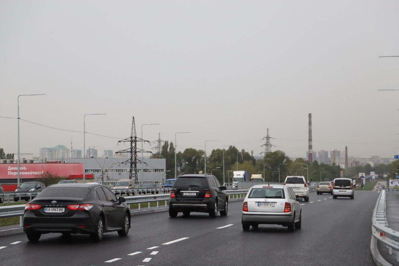 В Киеве открыли проезд двумя обновленными путепроводами, ФОТО, фото-3