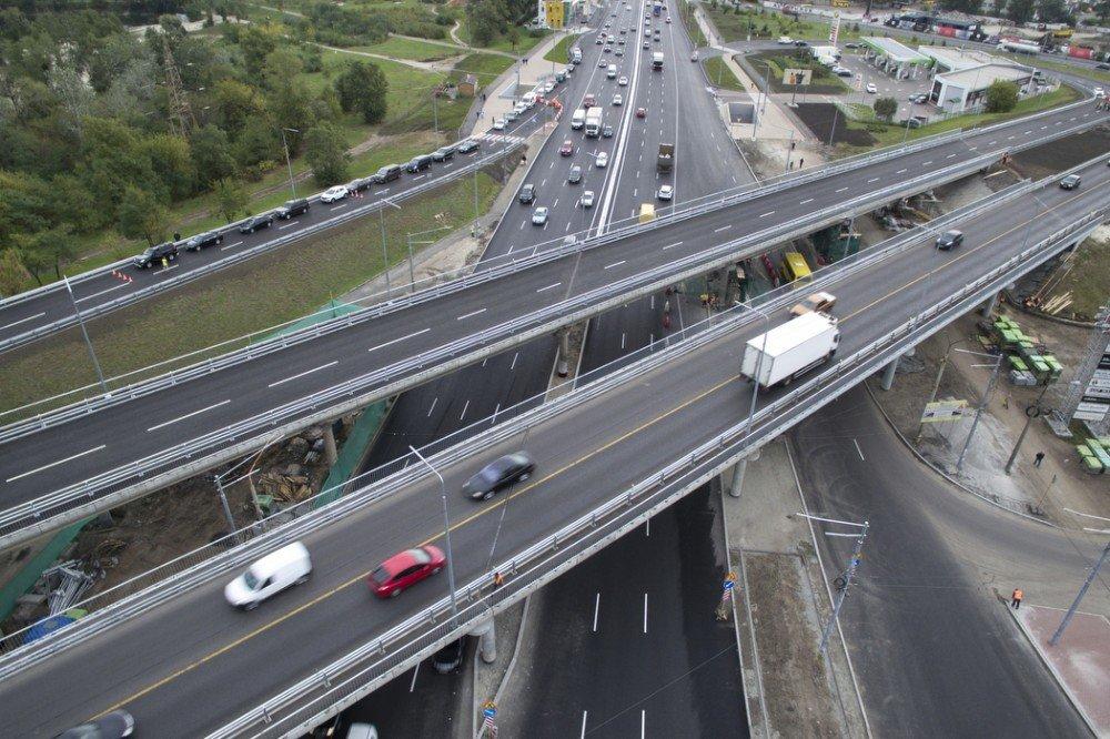 В Киеве открыли проезд двумя обновленными путепроводами, ФОТО, фото-2