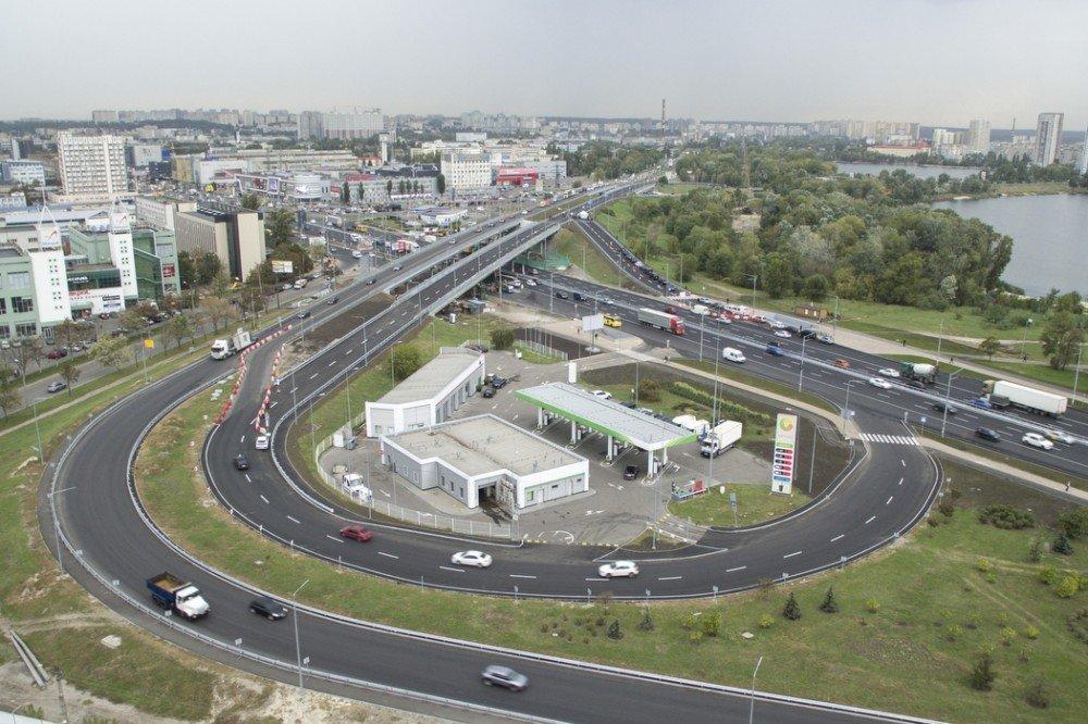 В Киеве открыли проезд двумя обновленными путепроводами, ФОТО, фото-1