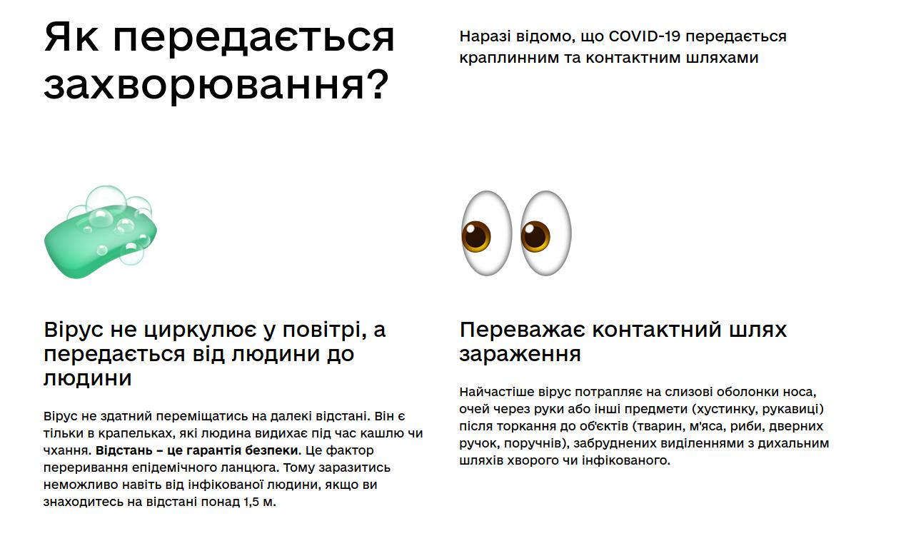 Не утихает: какая ситуация с коронавирусом в Киеве на 14 октября , фото-2, Скриншоты з сайта Министерства здравоохранения