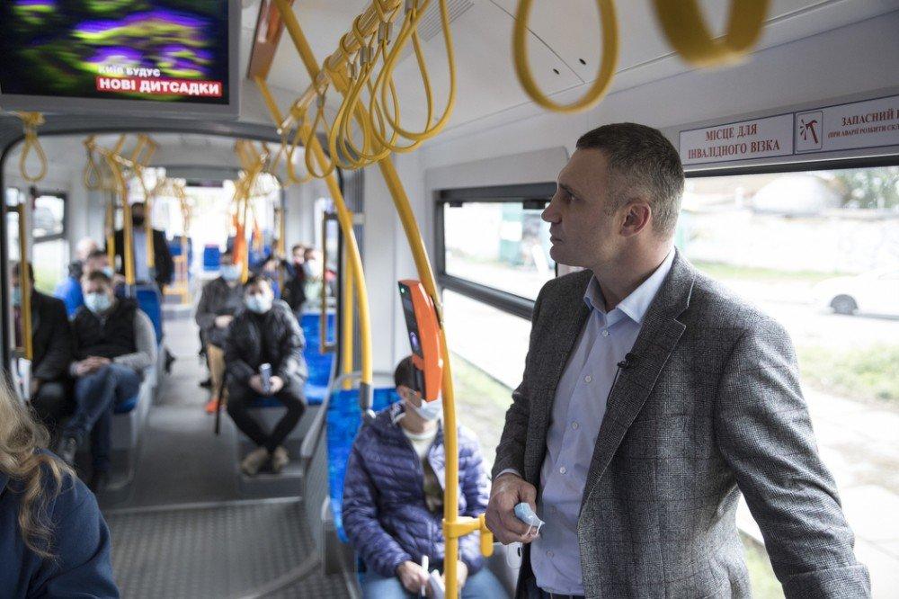 Не только в центр: польские трамваи PESA будут ездить в Киеве на Троещину, ФОТО, фото-2