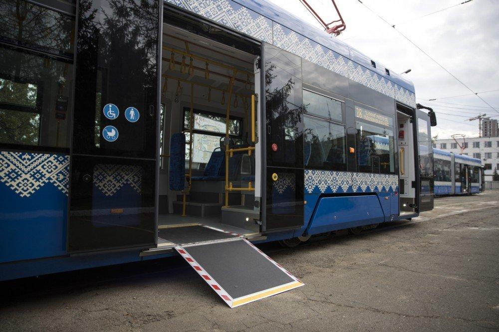 Не только в центр: польские трамваи PESA будут ездить в Киеве на Троещину, ФОТО, фото-1