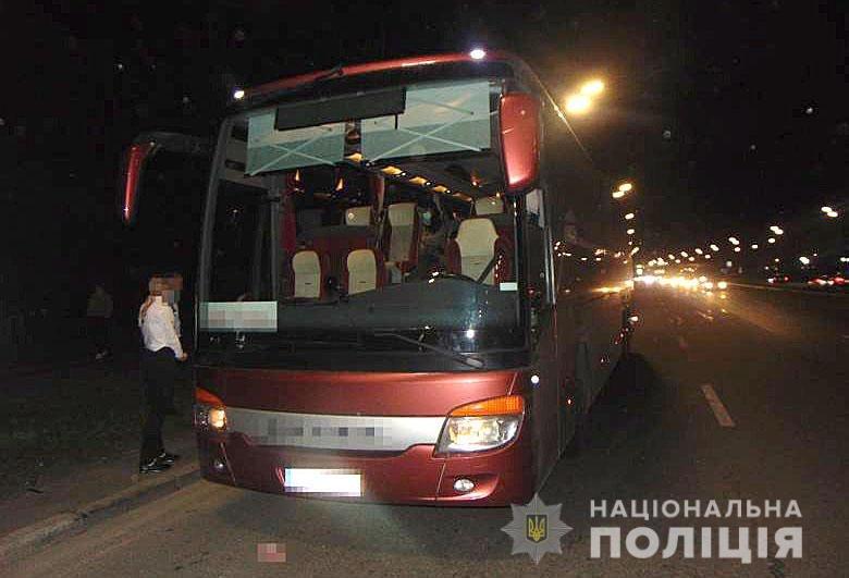 В Киеве пьяный харьковчанин поранил ножом пассажиров рейсового автобуса, ФОТО, фото-1