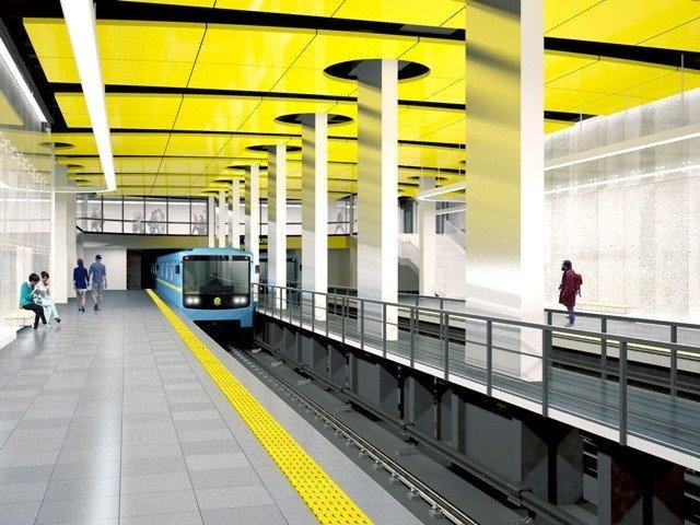 Сколько будет станций в метро на Виноградарь в Киеве, фото-5