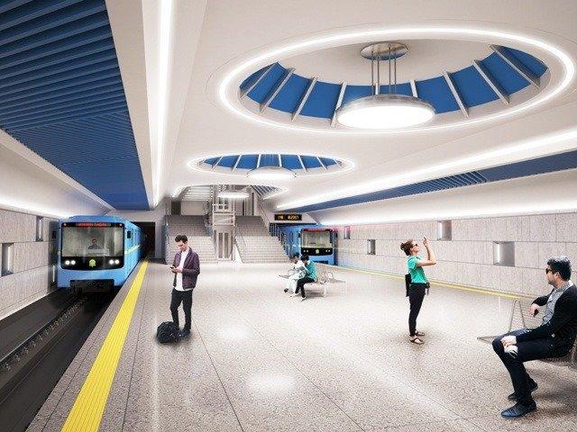 Сколько будет станций в метро на Виноградарь в Киеве, фото-8