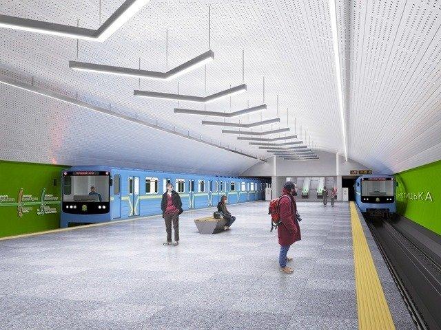 Сколько будет станций в метро на Виноградарь в Киеве, фото-6