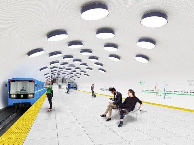 Сколько будет станций в метро на Виноградарь в Киеве, фото-7
