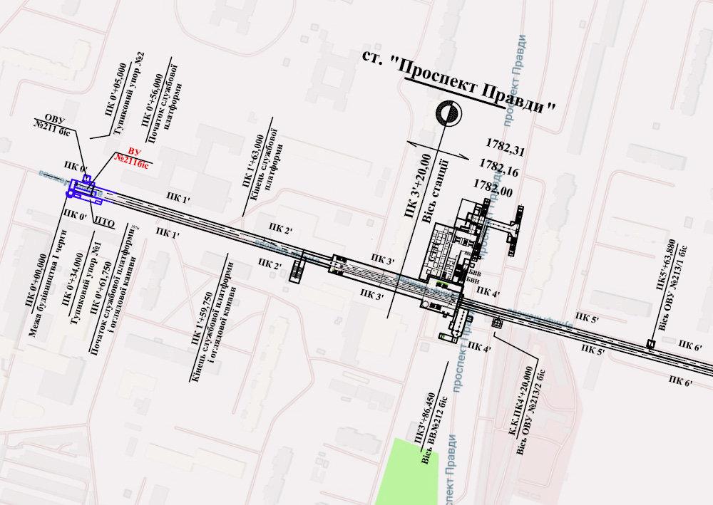 Сколько будет станций в метро на Виноградарь в Киеве, фото-2